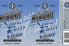 Copper Mountain Beverage Company - Milwaukee Special Reserve Light