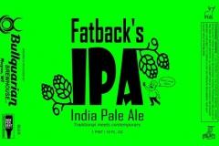 Bullquarian Brewhouse, Llc - Fatback's Ipa