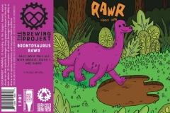 The Brewing Projekt - Rawr Hazy Ipa
