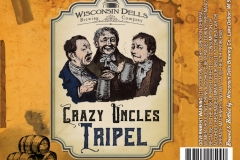 Wisconsin Dells Brewing Co. - Crazy Uncles Tripel
