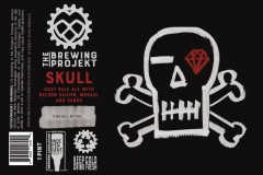 The Brewing Projekt - Skull