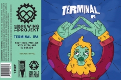 The Brewing Projekt - Terminal IPA