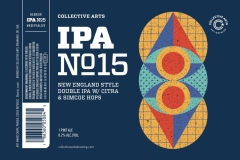 Collective Arts Brewing - IPA No 15
