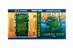 Northwoods Brewing - Hodag Beer
