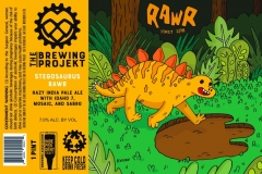 The Brewing Projekt - Stegosaurus Rawr