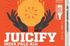 Lakefront Brewery - Juicify India Pale Ale
