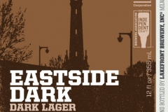 Lakefront Brewery - Eastside Dark Dark Lager