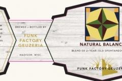 Funk Factory Geuzeria - Natural Balance