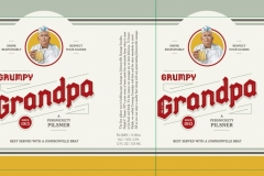 Potosi Brewing Co - Grumpy Grandpa