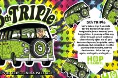 Hop & Barrel Brewing Company - 5th Triple
