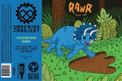 The Brewing Projekt - Triceratops Rawr