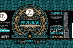 Mobcraft Beer Inc - Padishah Gld Bourbon Barrel Aged