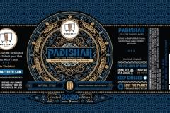 Mobcraft Beer Inc - Padishah Gld Rye Barrel Aged