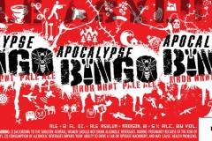 Ale Asylum - Apocalypse Bingo