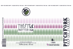 Pitchfork Brewing Company - Thistle