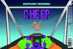 Oliphant Brewing - Cheep