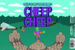 Oliphant Brewing - Cheep Cheep