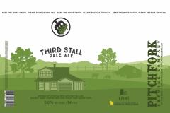 Pitchfork Brewing Company - Third Stall
