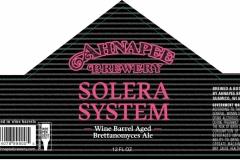 Ahnapee Brewery - Solera System