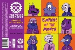 The Brewing Projekt - Employee Of The Month