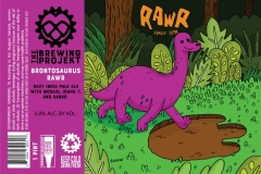 The Brewing Projekt - Brontosaurus Rawr