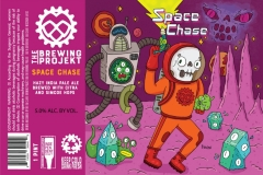 The Brewing Projekt - Space Chase