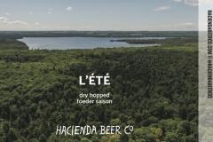 Hacienda Beer Co. - L'ete 2020