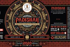 Mobcraft Beer Inc - Padishah Port Wine Barrel Aged