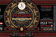 Mobcraft Beer Inc - Padishah Cognac Barrel Aged