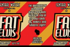 Central Waters Brewing Co. - Fat Elvis