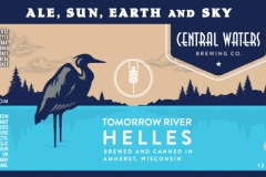 Central Waters Brewing Co. - Tomorrow River Helles