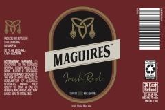 Octopi Brewing - Maguires Irish Red