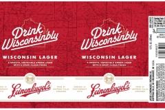 Leinenkugel's - Drink Wisconsinbly
