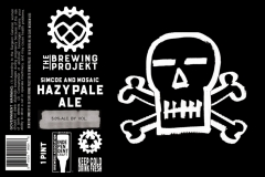 The Brewing Projekt - Simcoe And Mosaic Hazy Pale Ale