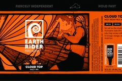 Earth Rider Brewery - Cloud Top Hazy Ipa