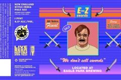Eagle Park Brewing Company - E-Z Swords