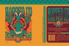 Hg Brewing - Hopped Up India Pale Ale