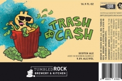 Tumbled Rock Brewery - Trash To Cash