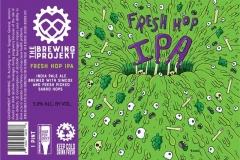 The Brewing Projekt - Fresh Hop Ipa