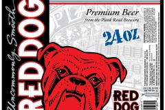 Plank Road Brewery - Red Dog