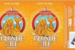 BoquerÓn Brewing Co - Blonde Ale