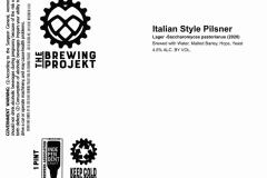 The Brewing Projekt - Italian Style Pilsner