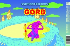 Oliphant Brewing - Gorb