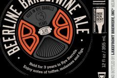 Lakefront Brewery - Beerline Barleywine Ale