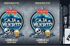 BoquerÓn Brewing Co - Caja De Muerto Caribbean Ale