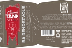 Lakefront Brewery - Ba Rendezvous
