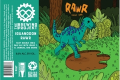 The Brewing Projekt - Iguanodon Rawr