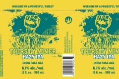Thirsty Miner - Hazy Ipa