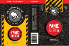 O'so Brewing Company - Panic Button