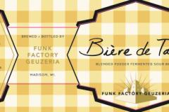 Funk Factory Geuzeria - BiÈre De Table